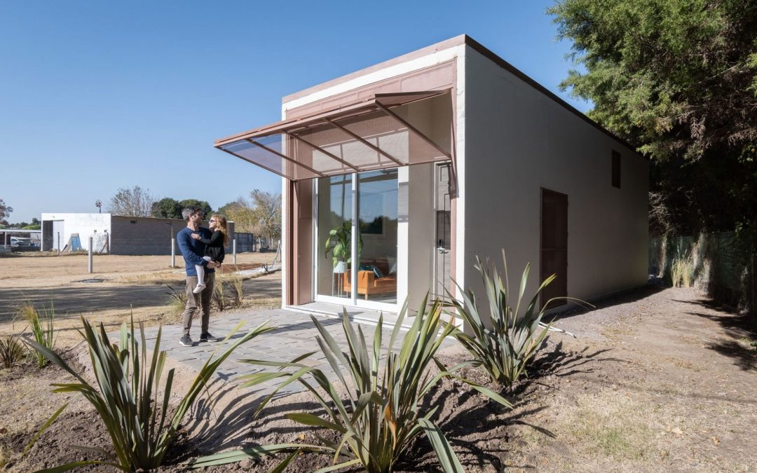 Quick Install House: This South American Concrete Prefab can be Built in under 24 Hours
