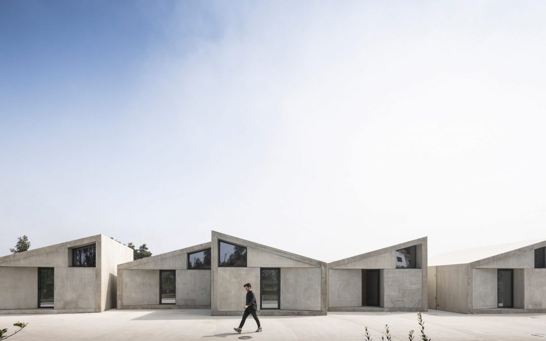 Prefab Units: Summary Builds Modular Housing in Portugal from Precast Concrete