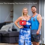 Out-of-this-world Tiny House : You Won't Believe This Amazing Tiny House & Parking Spot