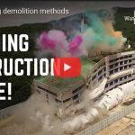 Controlled Demolition Methods : 4 Building Demolition Methods