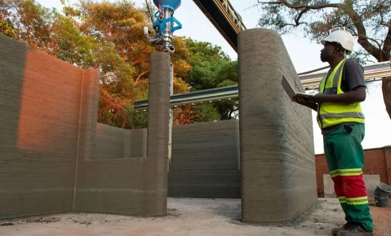 First African 3D printed Buildings Coming up in Malawi to Support UN's Sustainability Goals