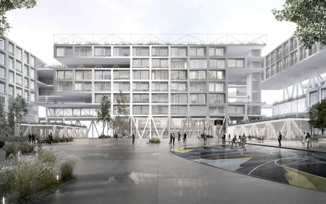 WoHo wants to Make Constructing Buildings Fast, Flexible and Green with Reusable 'Components'