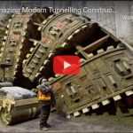 Tunneling Construction Technology:  Incredible Construction Equipment Machines