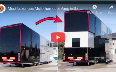 Most Luxurious Motorhomes & Vans in the World