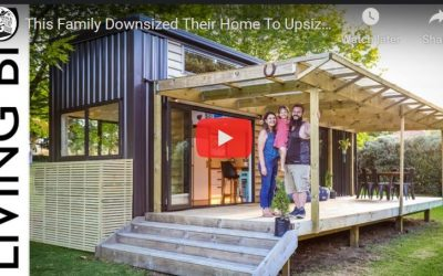 This Family Downsized Their Home To Upsize Their Life
