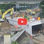 Incredible Modern Construction Equipment Machines Technology