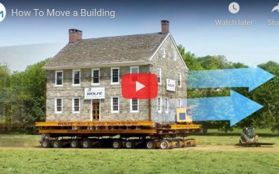How To Move a Building