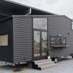 Modern, Light-filled Tiny House Doubles Down on Storage Space