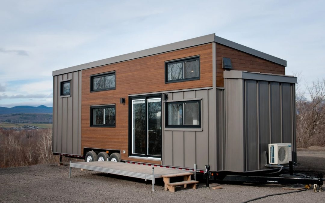 Second Time's the Charme with Hardy Eight-person Tiny House