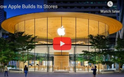 How Apple Builds Its Stores