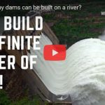 How many dams can be built on a river?