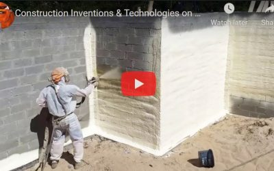Construction Inventions & Technologies