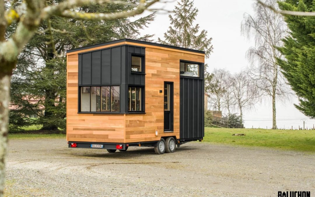 A Companct House for 5 People and a Pet