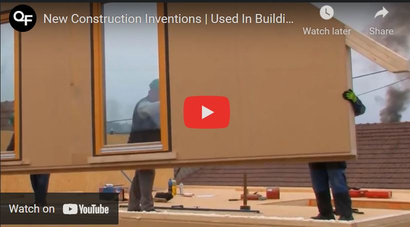 New Construction Inventions | Used In Building