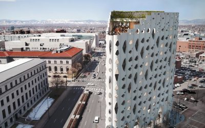 Tree-inspired Hotel to Turn Heads with Eye-catching Facade