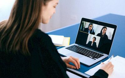 PODCAST – 5 Tips to Minimize the Challenges of Virtual Meetings