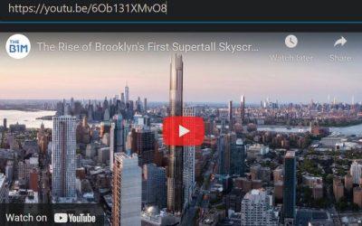 VIDEO – First Supertall Skyscraper in Brooklyn