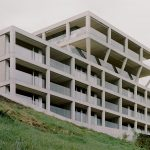 Concrete Building Designed with Flexibility in Mind