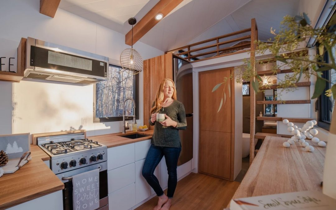 Building a Tiny House that Feels Like a Luxury Home