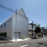 Tokyo House Stores Heat in Concrete Slabs