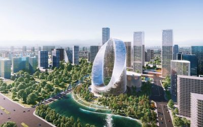 BIG's Eye-catching Design for Oppo HQ loops