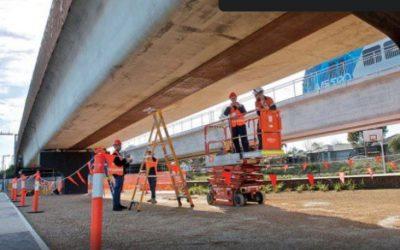 استفاده از حسگرهای فیبر نوری برای نظارت بر سازه پل ها در استرالیا