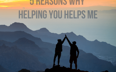 Helping People is Good for You, Too