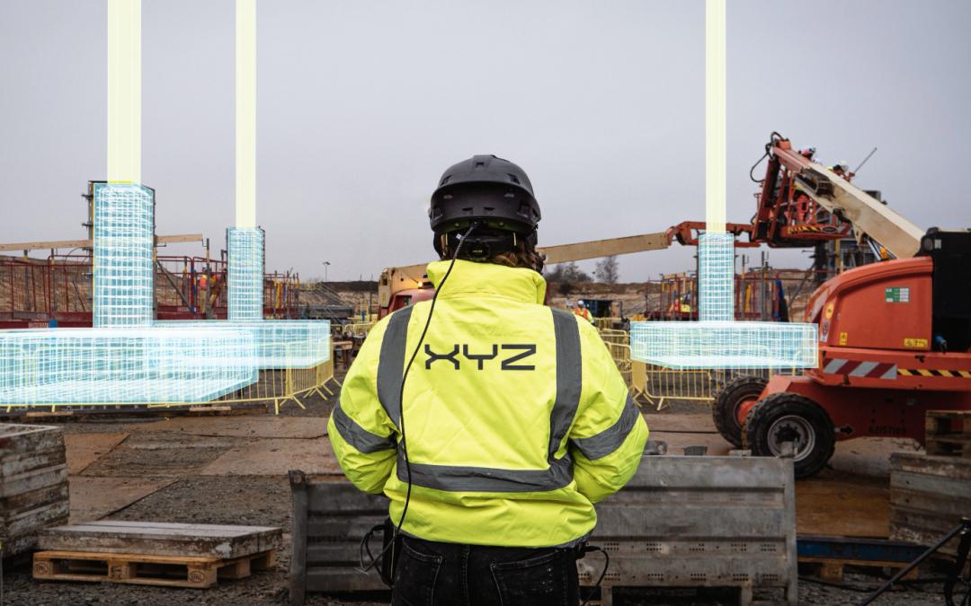 UK Startup Plans Construction-grade AR Helmets