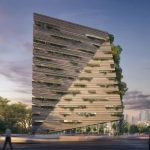 RMJM Turns Office Workers into Cave Dwellers with Istanbul High-rise