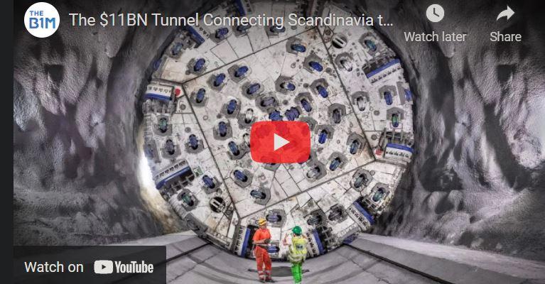 Tunnel Connecting Scandinavia to the Mediterranean - GCO Portal