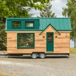 A Compact and Comfortable Tiny House for Vacation
