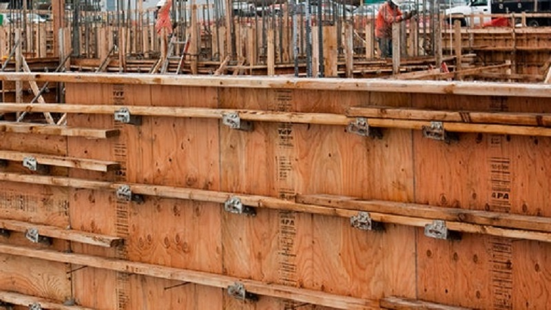 Considerations for Plywood Formwork in Concrete