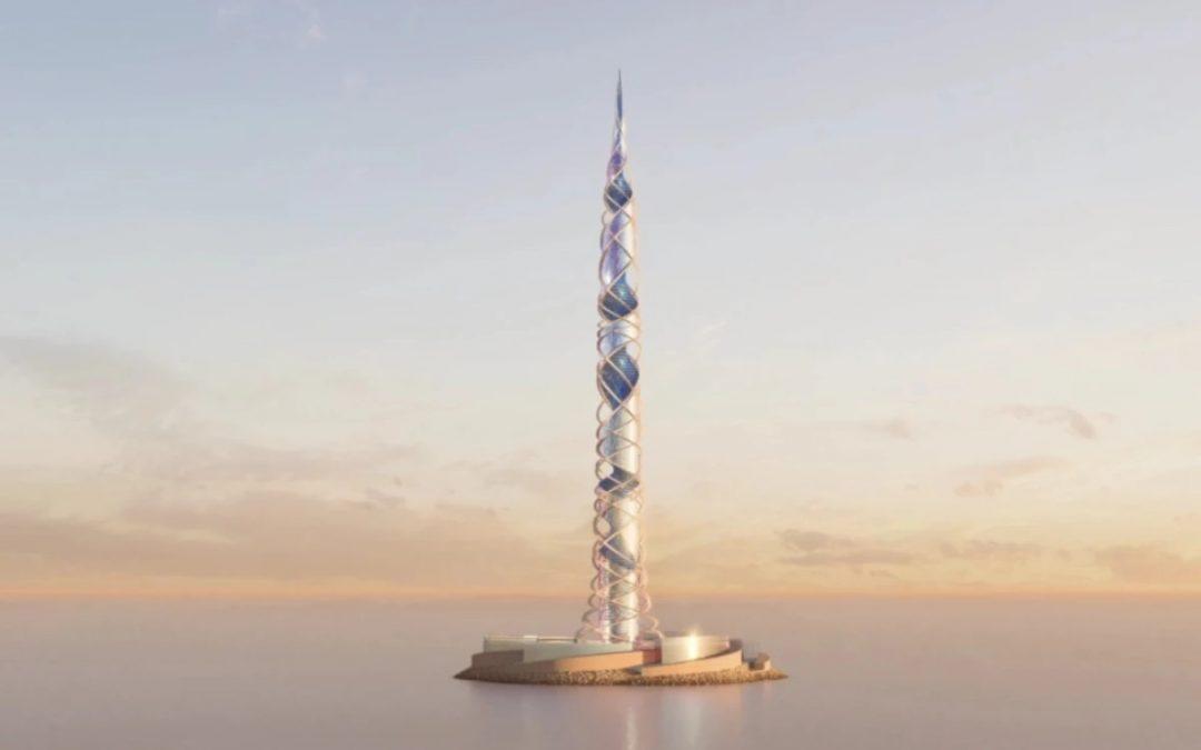 An Ambitious Megatall Skyscraper in Saint Petersburg, Russia