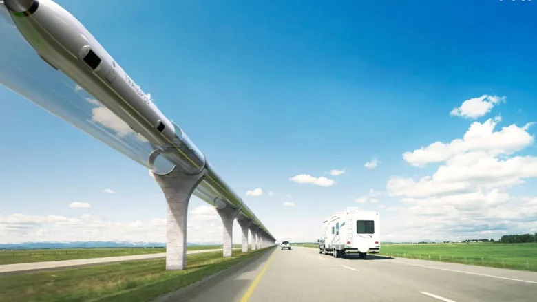 Advances plan for Canadian hyperloop