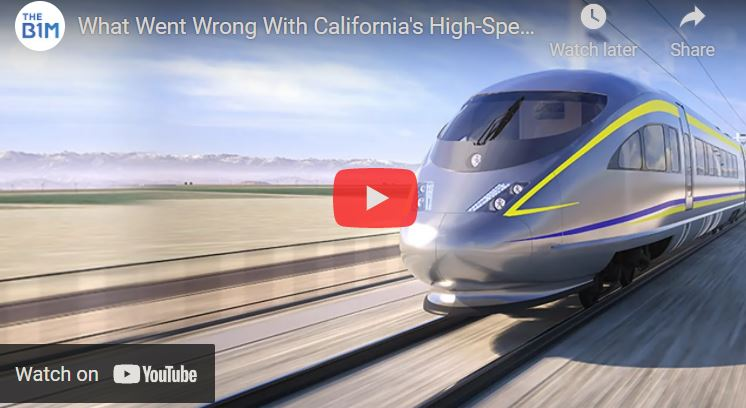 What Went Wrong With California's High-Speed Railway