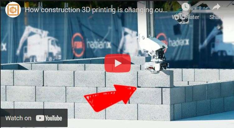 How Construction 3D printing is Changing Our World