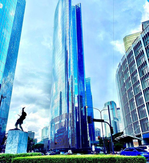Ayala Triangle Gardens Tower – Philippines High-rise Honored for Concrete Construction