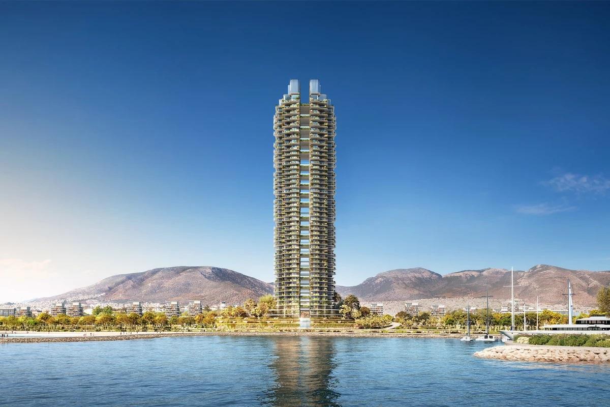 Greece's Tallest Tower in Greenery - GCO Portal