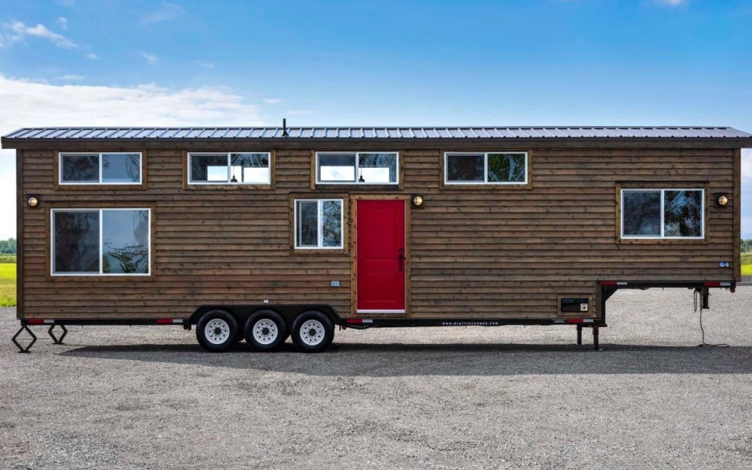 Small Living in Enormous Tiny Houses