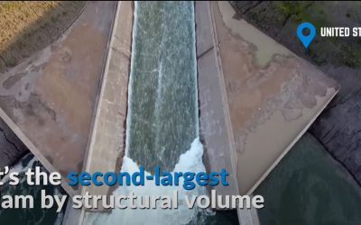 The largest Dams in the World