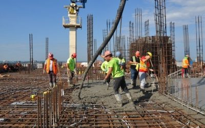 Best Practices for Mass Concrete Work in Hot Weather