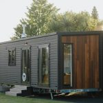 Piwakawaka is a Tiny House with a Compact Layout
