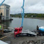 Swedish Dam to Use Specialized Concrete Mix