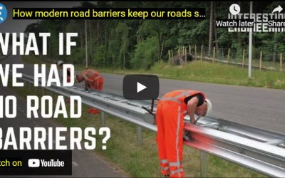 Keeping roads safe by Using Modern Barriers