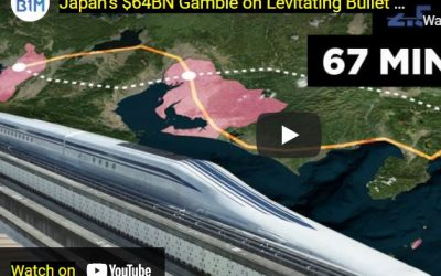 Taking a Look at Japan's Bullet Trains