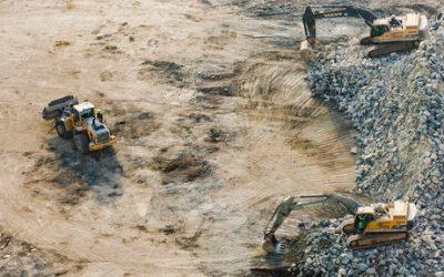 5 Ways Drones Facilitate Concrete Construction Safety