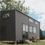 Nugget Tiny House Doubles up Interior Space