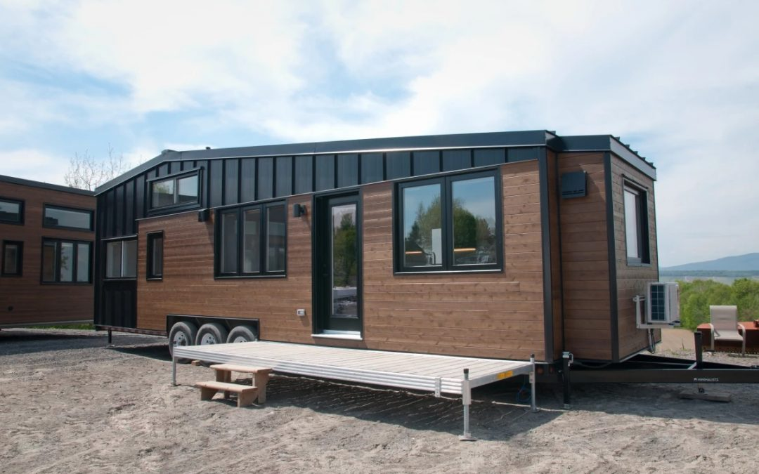 A Tiny House With Tons of Storage