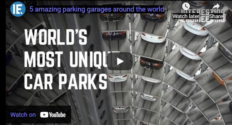 5 Amazing Parking Garages Around the World