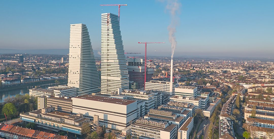 Digital Solutions Advance Construction of Swiss Tower